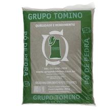Pó de Pedra Saco de 20kg Grupo Tomino