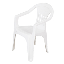 Poltrona Plástico Ilhabela Branca 78,5x56cm