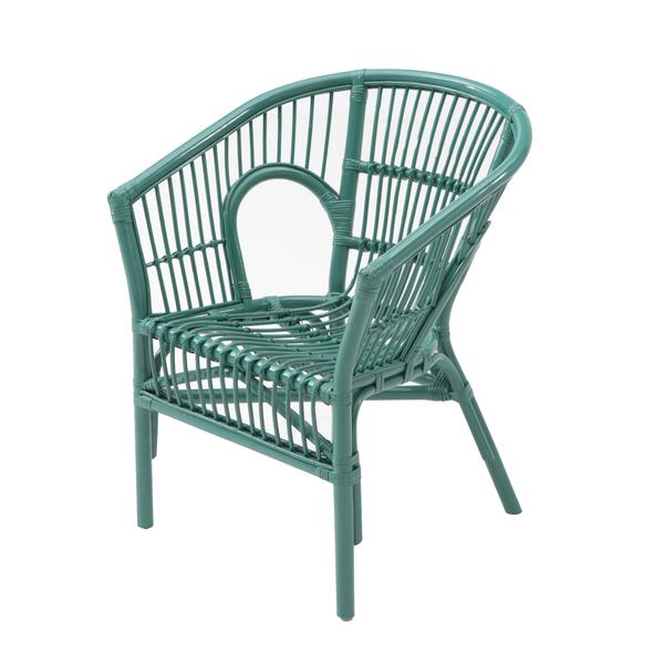 Poltrona rattan verde 80x60cm leroy merlin - Divano rattan leroy merlin ...