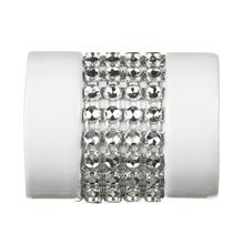 Ponteira Amsterdan Alumínio Branca 19mm DeVictor