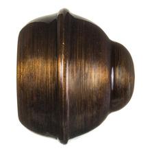Ponteira Bola Alumínio Ouro Velho 19mm Couselo