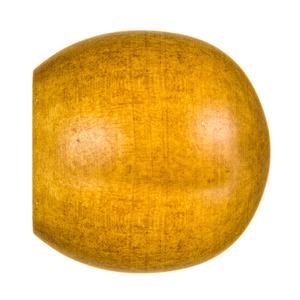 Ponteira Bola Madeira Cerejeira 19mm Santone