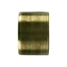 Ponteira Cap Ouro Velho 28mm Vedor