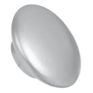 Ponteira Chata Alumínio Titânio 19mm DeVictor