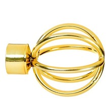Ponteira Epcot Aço Dourada 19mm Couselo