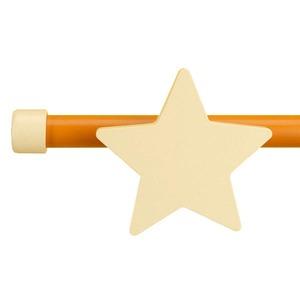 Ponteira Estrela Baunilha 28mm Golfinho