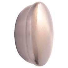 Ponteira Gales Alumínio Prata 19mm Couselo