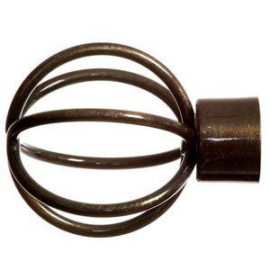 Ponteira Globo Ouro Velho 28mm DeVictor
