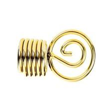 Ponteira Ipanema Aço Dourada 19mm Couselo