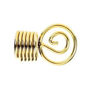 Ponteira Ipanema Aço Dourada 28mm Couselo