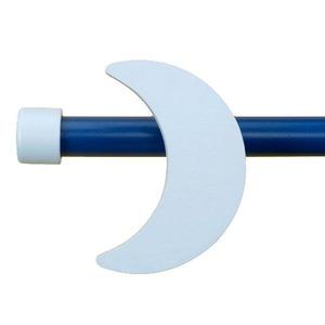 Ponteira Lua Azul Celeste 28mm Golfinho