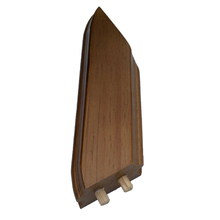 Ponteira Moldurado Direito de Madeira Pinus 0,21x4,5cm Tarimatã
