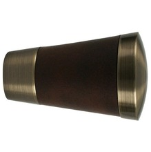 Ponteira Nobre Aço Ouro Velho 28mm Vettra