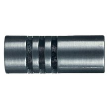Ponteira Piston Aço Prata 19mm Couselo