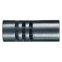Ponteira Piston Aço Prata 28mm Couselo
