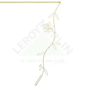 Ponteira Ramo Esquerdo Dourada D28 Couselo