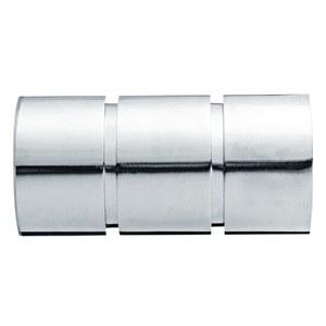 Ponteira Steel Aço Prata 28mm Vettra