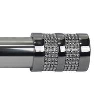 Ponteira Unic Cristal Cromada 45mm