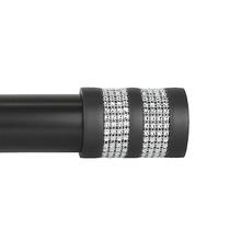 Ponteira Unic Cristal Preto 45mm