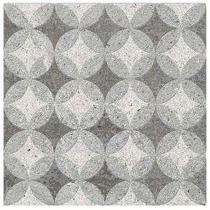 Porcelanato Acetinado Borda Arredondada Piasentina Decor 252510H08 25x25cm Villagres