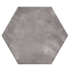 Porcelanato Acetinado Borda Arredondada Hexa 01 20x17cm Lumavix