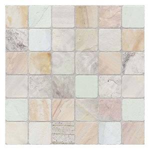 Porcelanato Acetinado Bold Mosaico São Tome Cores 60x60cm Buschinelli
