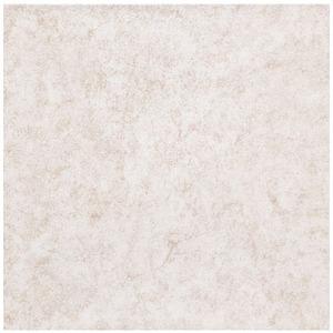 Porcelanato Acetinado Borda Arredondada Stratus Off White 51x51cm Lanzi