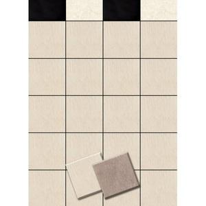 Porcelanato Acetinado Borda plana Terraza Bege 50x50cm Elizabeth