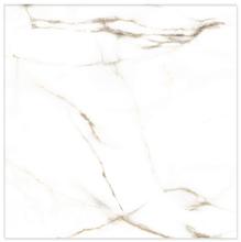Porcelanato Acetinado Borda Reta Calacata Gold  AR72015 72X72 Via Rosa