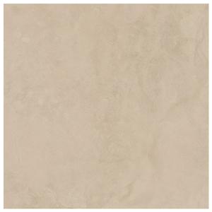Porcelanato Acetinado Borda Reta Cimento Almond 54x54cm Via Rosa