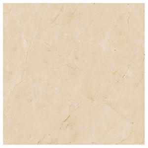 Porcelanato Acetinado Borda Reta Crema Marfil 54x54cm Via Rosa