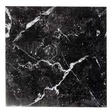 Porcelanato Brilhante Borda Reta Rodin Nero 51x51cm Itagres