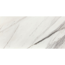 Porcelanato Esmaltado Borda Reta 60x120cm modelo Bianco Carrara Portobello