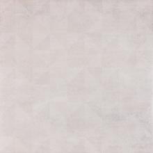 Porcelanato Esmaltado Borda Reta 84x84cm modelo Absolute White Decorado Elizabeth