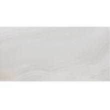 Porcelanato Esmaltado Polido Borda Reta 50x100cm modelo Onix White Elizabeth