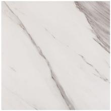 Porcelanato Esmaltado Polido Borda Reta 60x60cm modelo Bianco Carrara Portobello