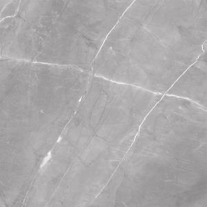Porcelanato Esmaltado Polido Interno Borda Reta 120x120 Marmo Gris Eliane