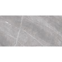 Porcelanato Esmaltado Polido Interno Borda Reta 120x240 Marmo Gris Eliane