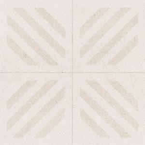 Porcelanato Externo Esmaltado Acetinado Borda Reta 58,4x58,4cm Brut Line Pirtinari