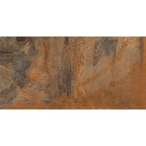 Porcelanato Interno Esmaltado Acetinado 51x103cm Oxidato Cooper Lanzi