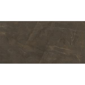 Porcelanato Interno Esmaltado Polido 59x118,2cm Pulpis Brown Eliane