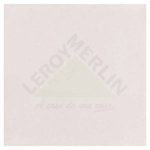 Porcelanato Acetinado Retificado Argila Off White Branco 60X60cm Portobello