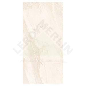 Porcelanato Brilhante Retificado Brescia Beige 0,51x1,03cm Itagres