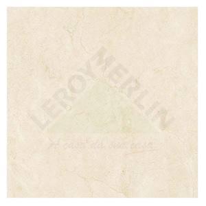 Porcelanato Brilhante Retificado HD Lacome decorado 57x57cm Ceusa