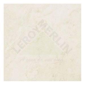 Porcelanato Acetinado Retificado HD Rapolano Branco 57x57cm Ceusa