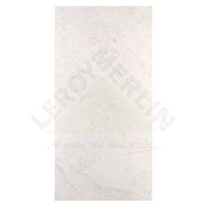 Porcelanato Acetinado Retificado Lapado Bianco Pighes Branco 60X120cm Portobello