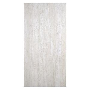 Porcelanato Acetinado Retificado Travertino Bianco Branco 45X90cm Portobello