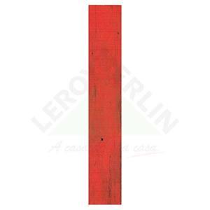 Porcelanato Acetinado Retificado Wood Color Red 0,17x1,03cm Itagres