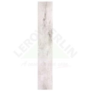Porcelanato Acetinado Retificado Wood Color White 0,17x1,03cm Itagres