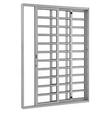 Porta Alumif Co Ho 3F Bco 216X160X12,5D